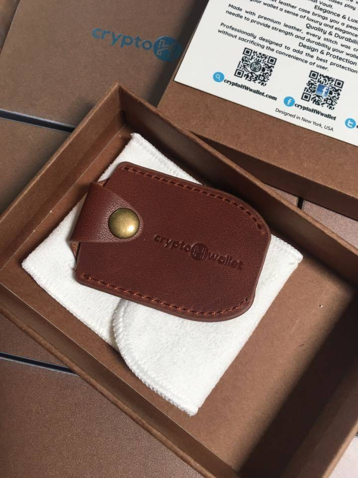 Crypto HW wallet