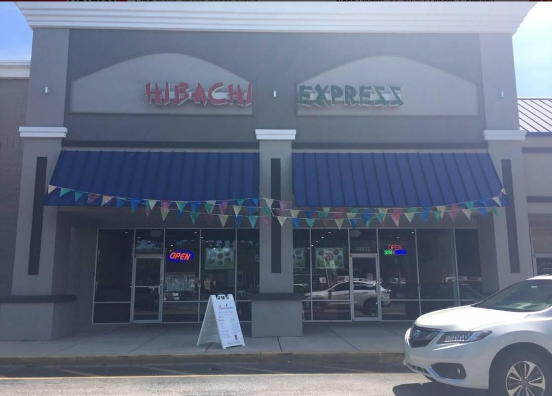 Hibachi Express Tampa