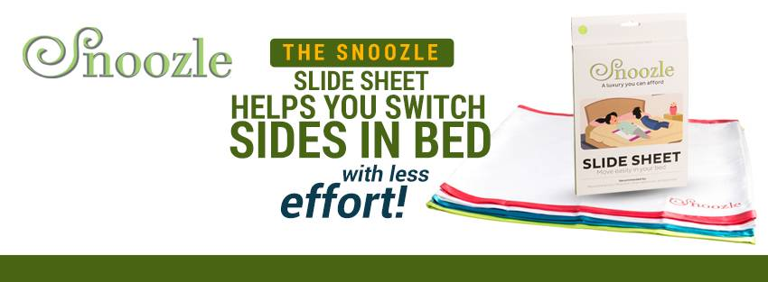 The Snoozle slide sheet