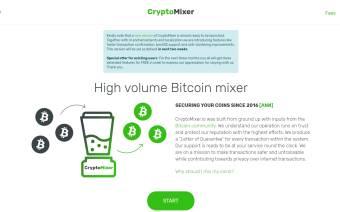 CryptoMixer