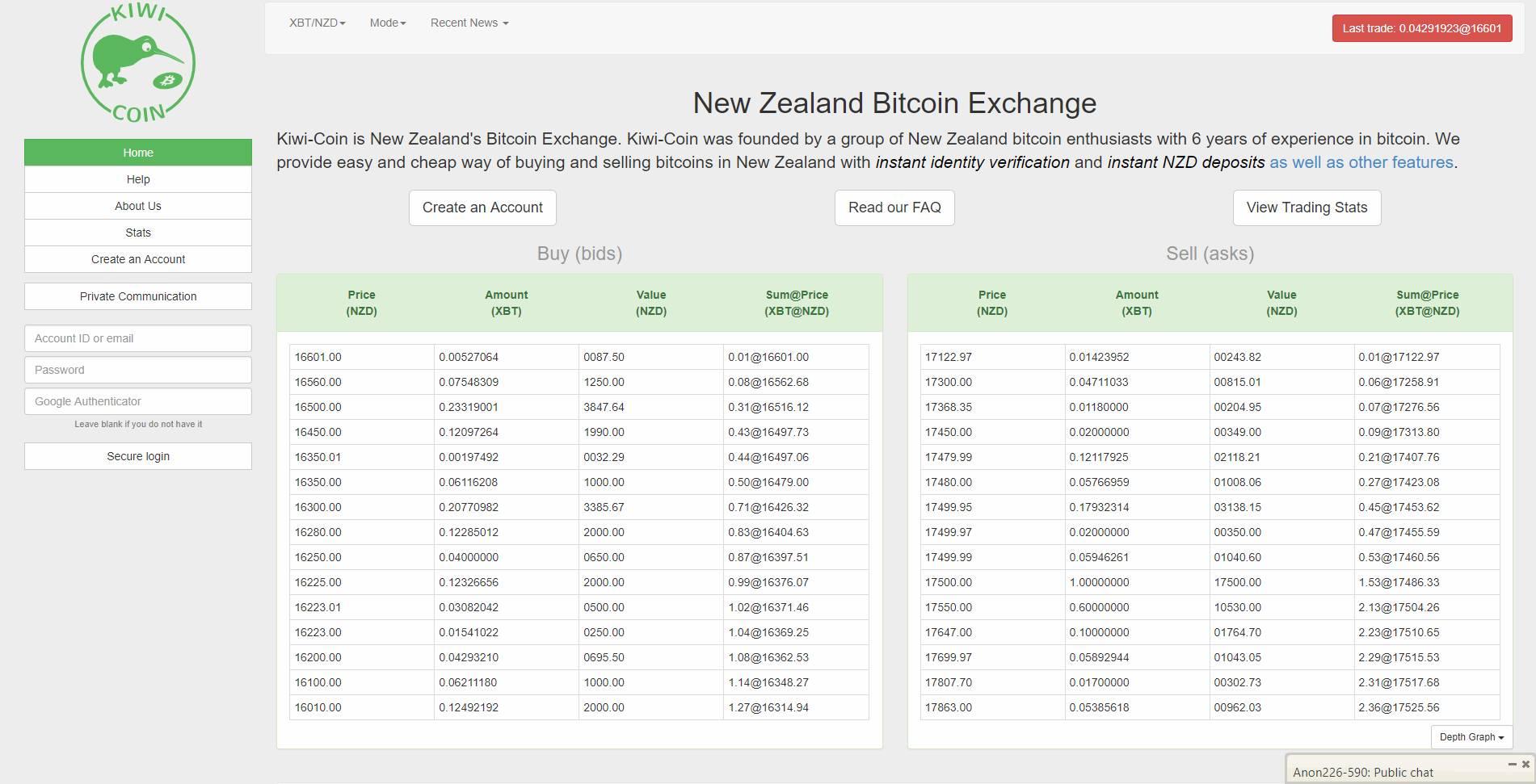 Kiwi-Coin