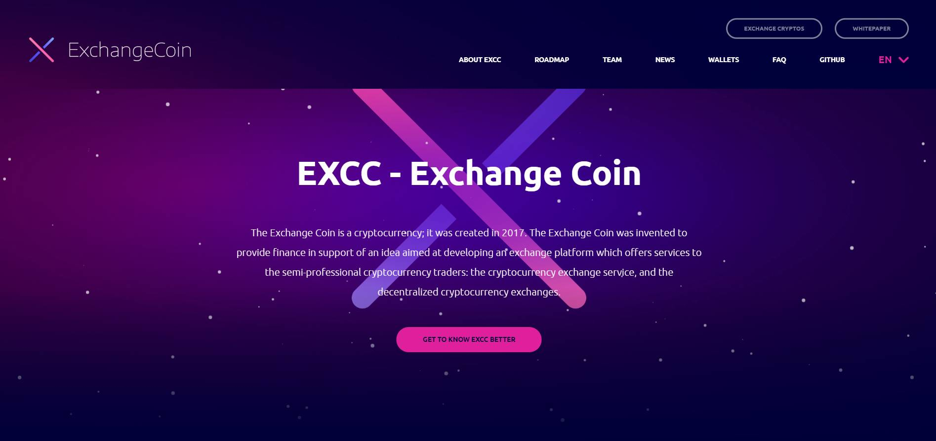 Exchange Coin