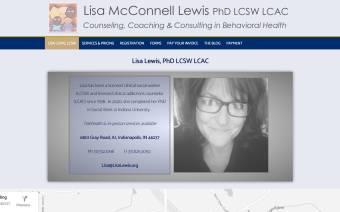 Lisa McConnell Lewis