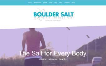Boulder Salt