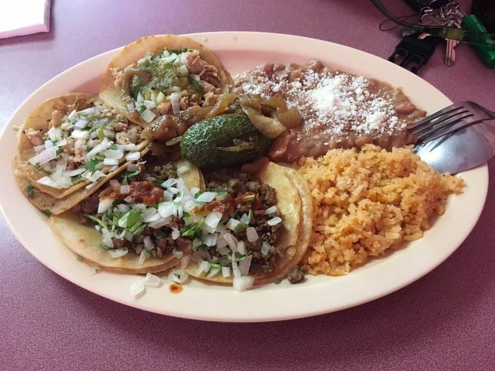 Tacos Arandas