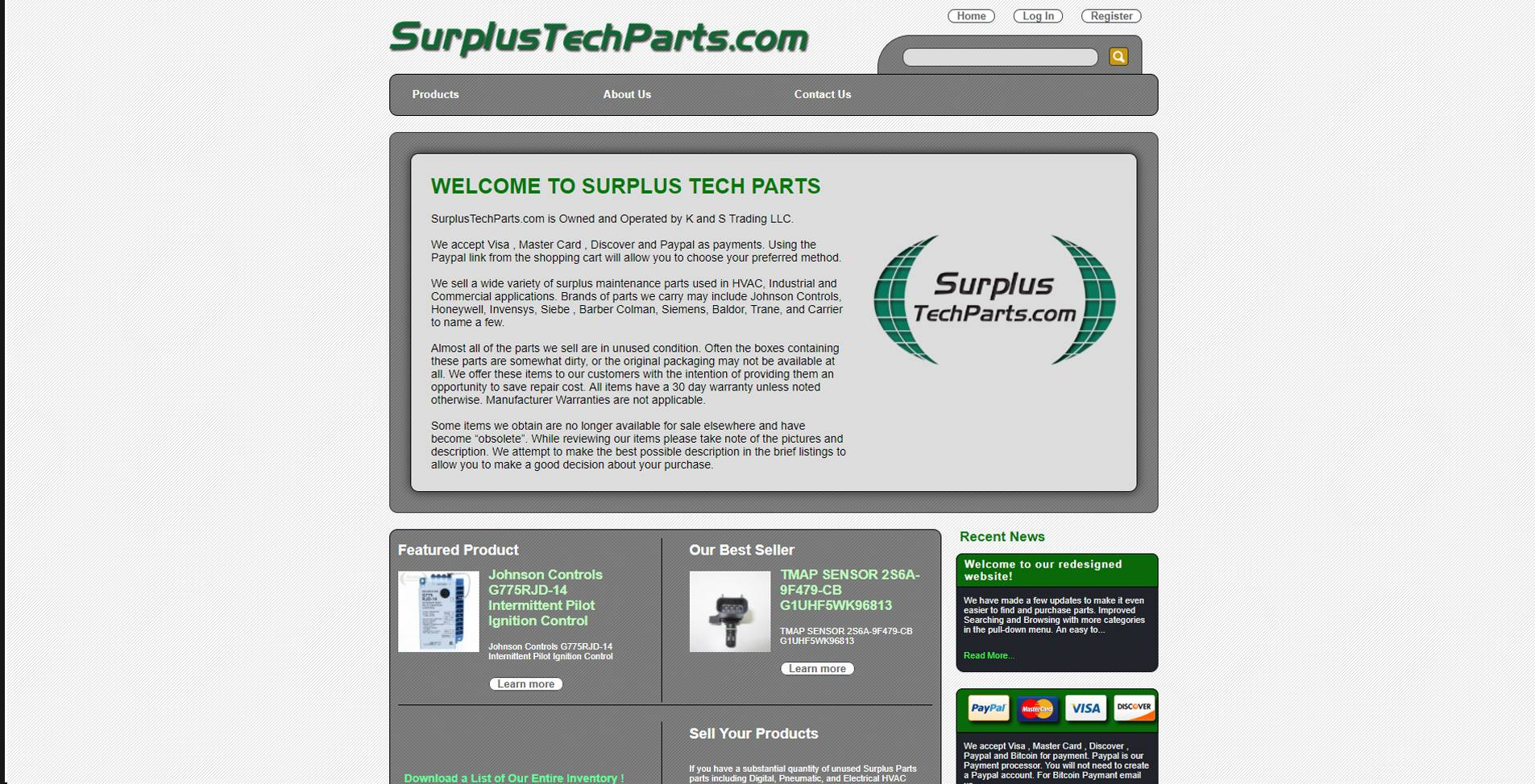 SurplusTechParts
