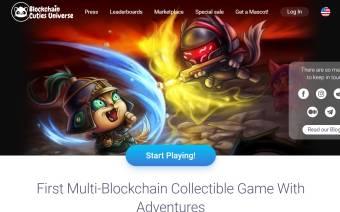 Blockchain Cuties