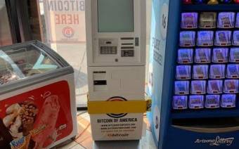 Cryptocurrency ATM Bitcoin of America