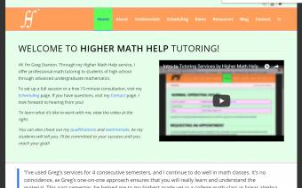 Higher Math Helper