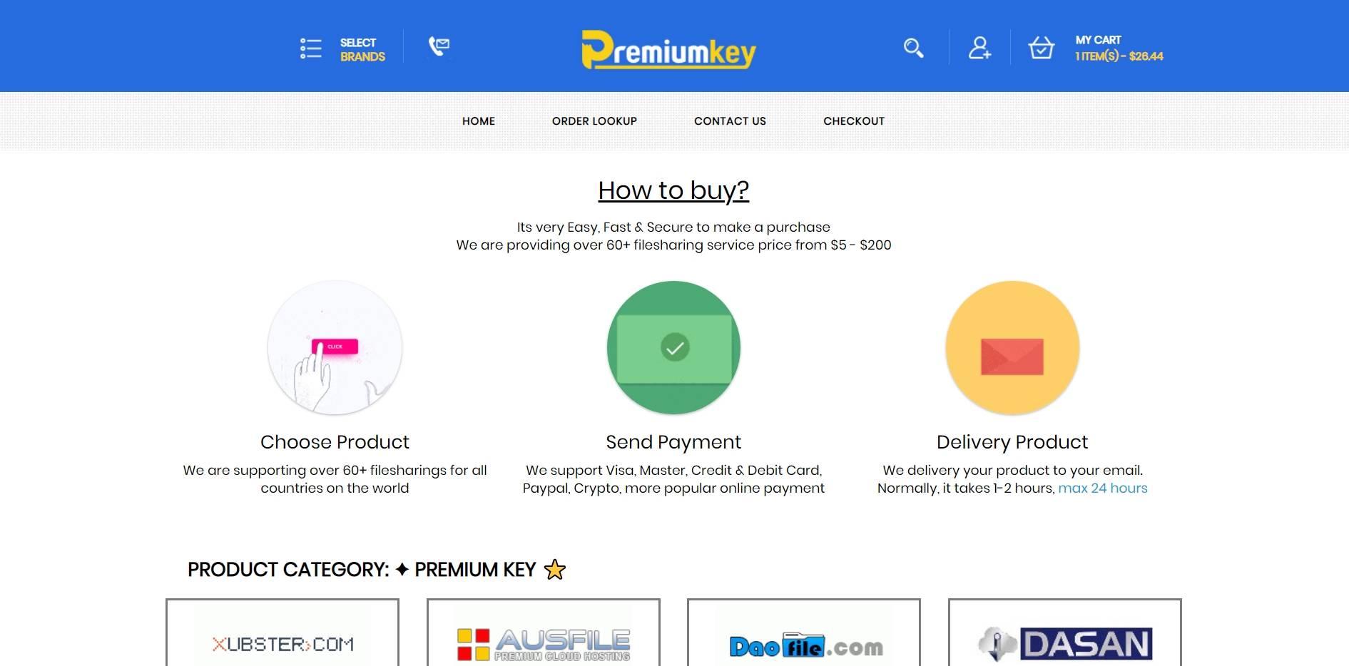 Premiumkey