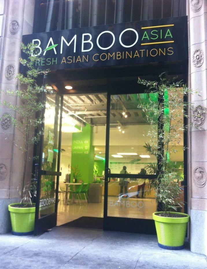 Bamboo Asia
