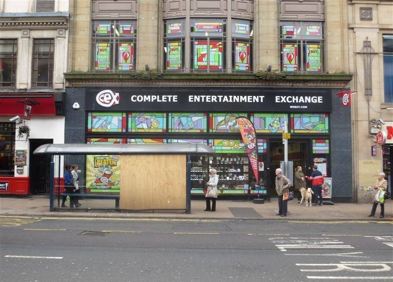 CeX Glasgow Union St