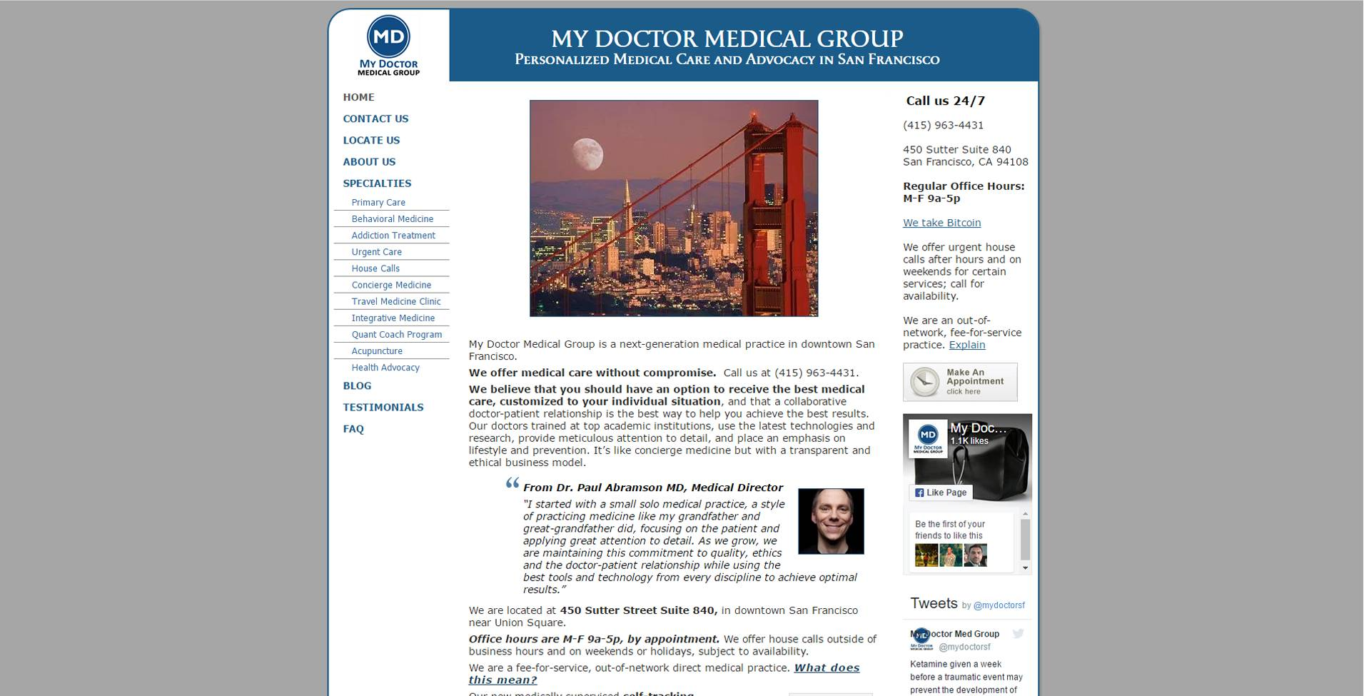 My Doctor Medical Group