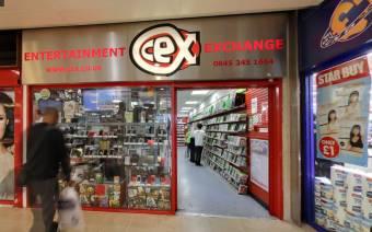 CeX Wolverhampton