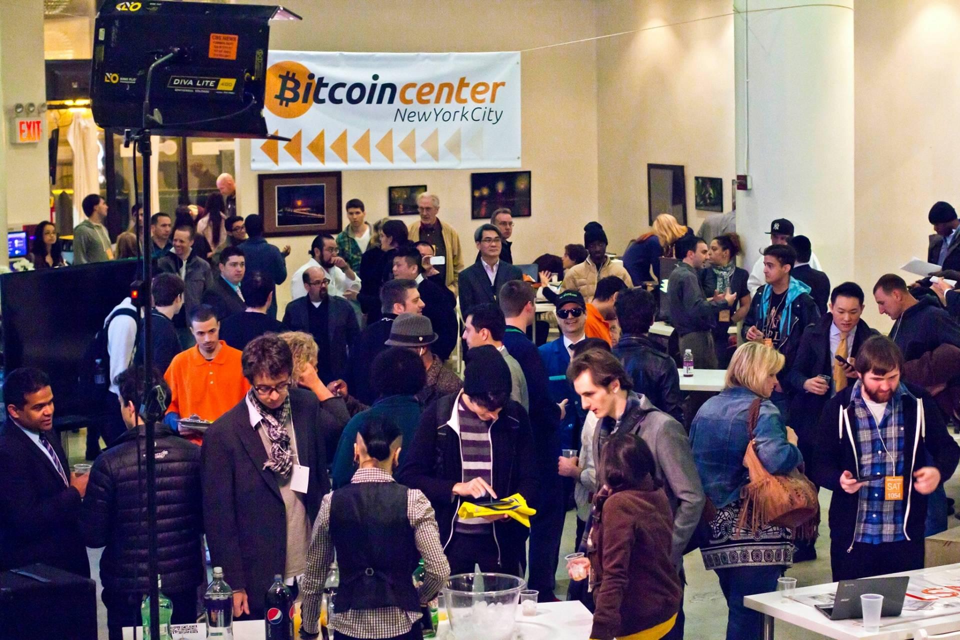 bitcoin centras nyc)