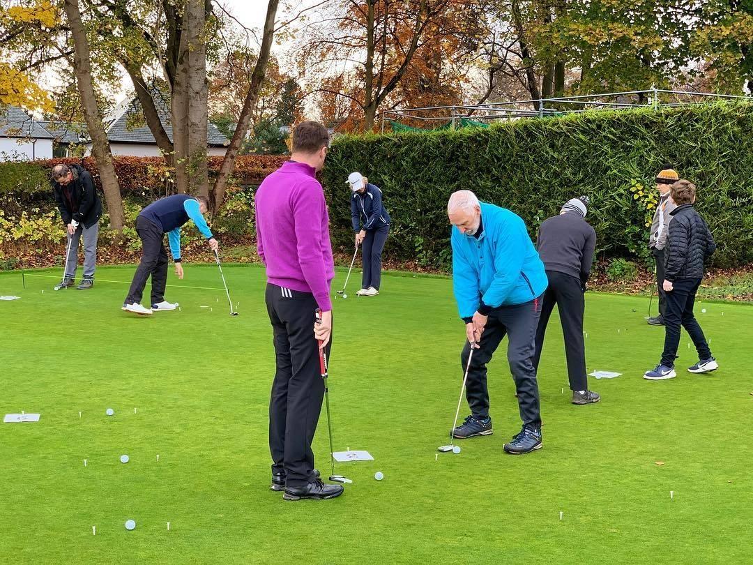Mike McNally Golf Coaching