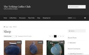The Tything Coffee Club