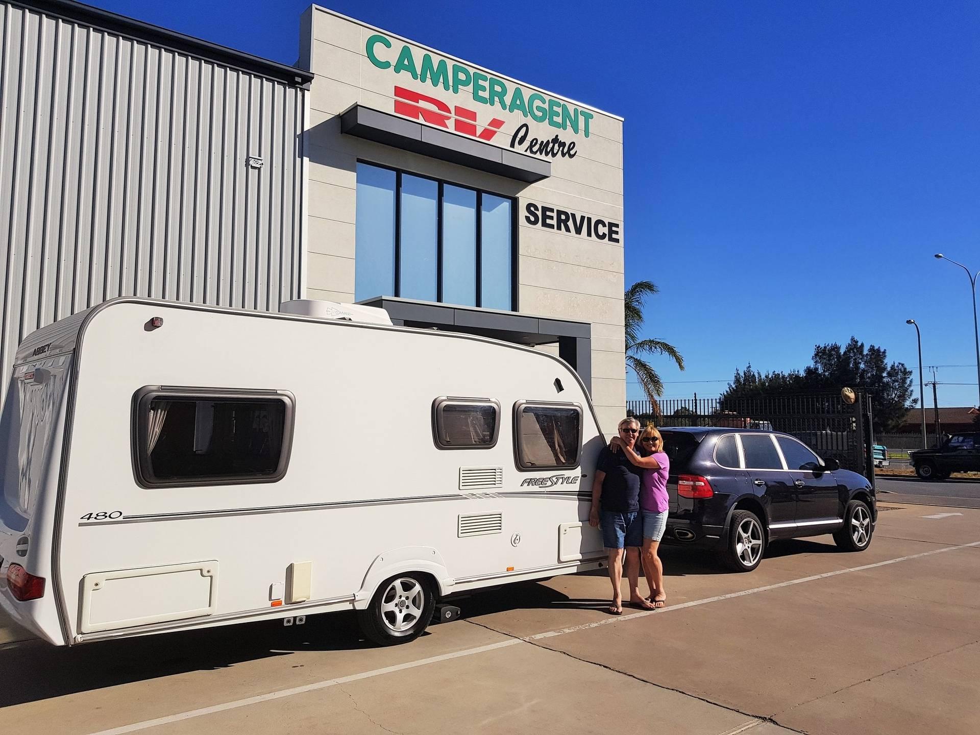 Camperagent RV Centre Adelaide