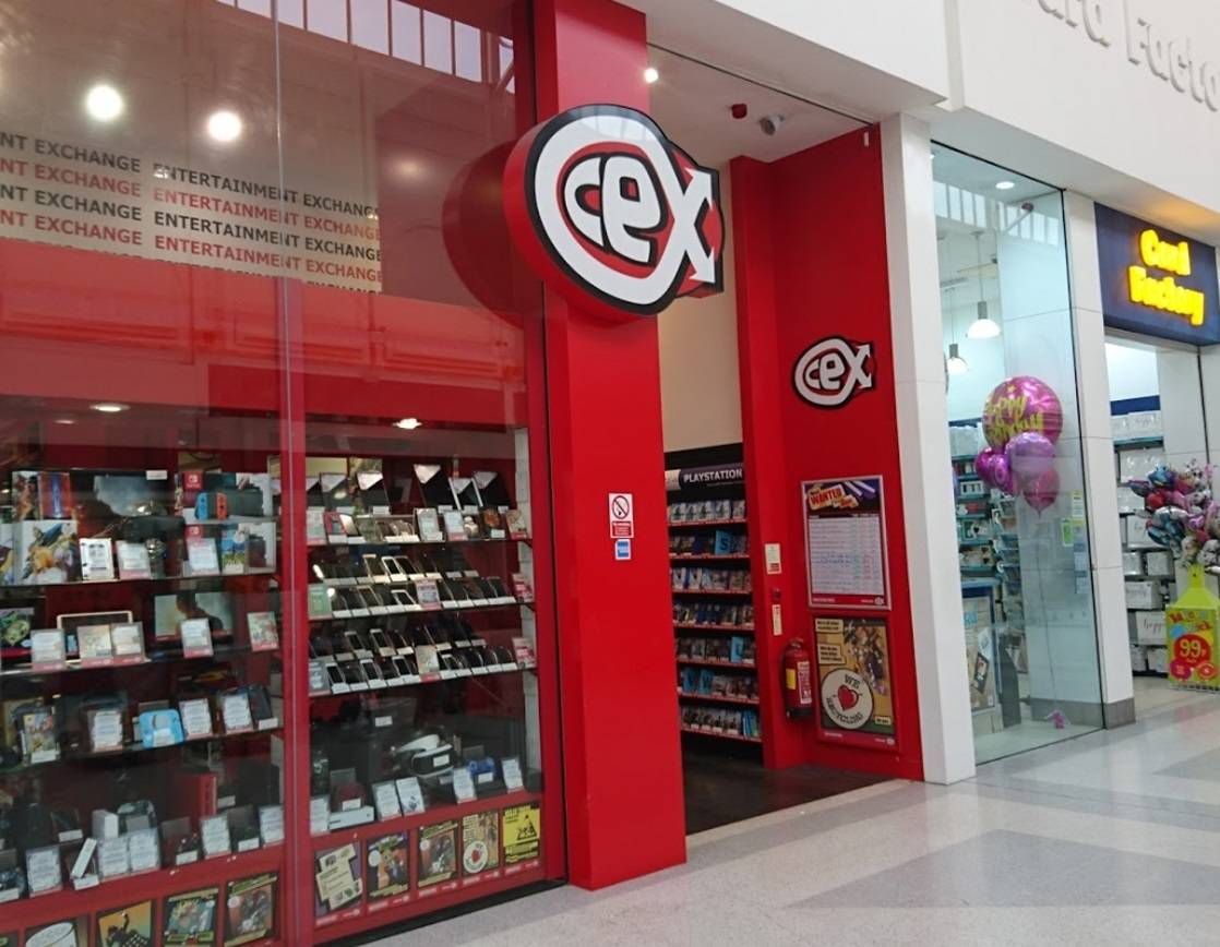 CeX Merry Hill
