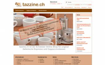 Tazzine