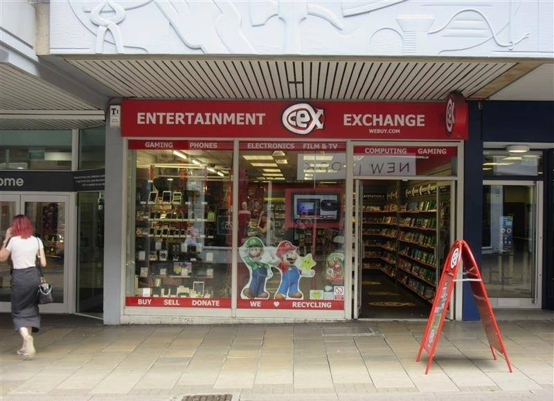 CeX Kettering
