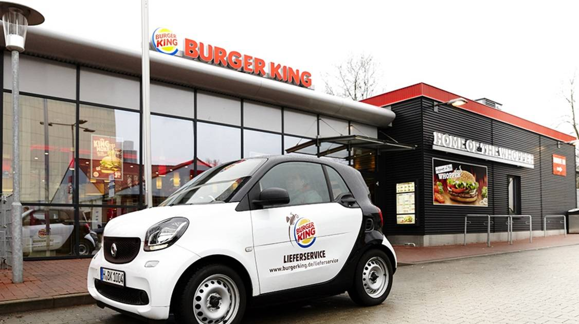Burger King Lieferservice