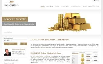 Insignitus Gold
