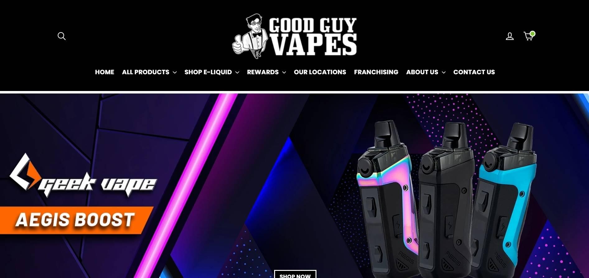 Good Guy Vapes