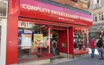 CeX Leicester Granby Street