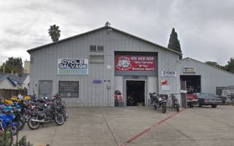 Hayward Cycle Salvage