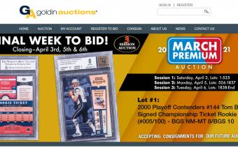 Goldin Auctions