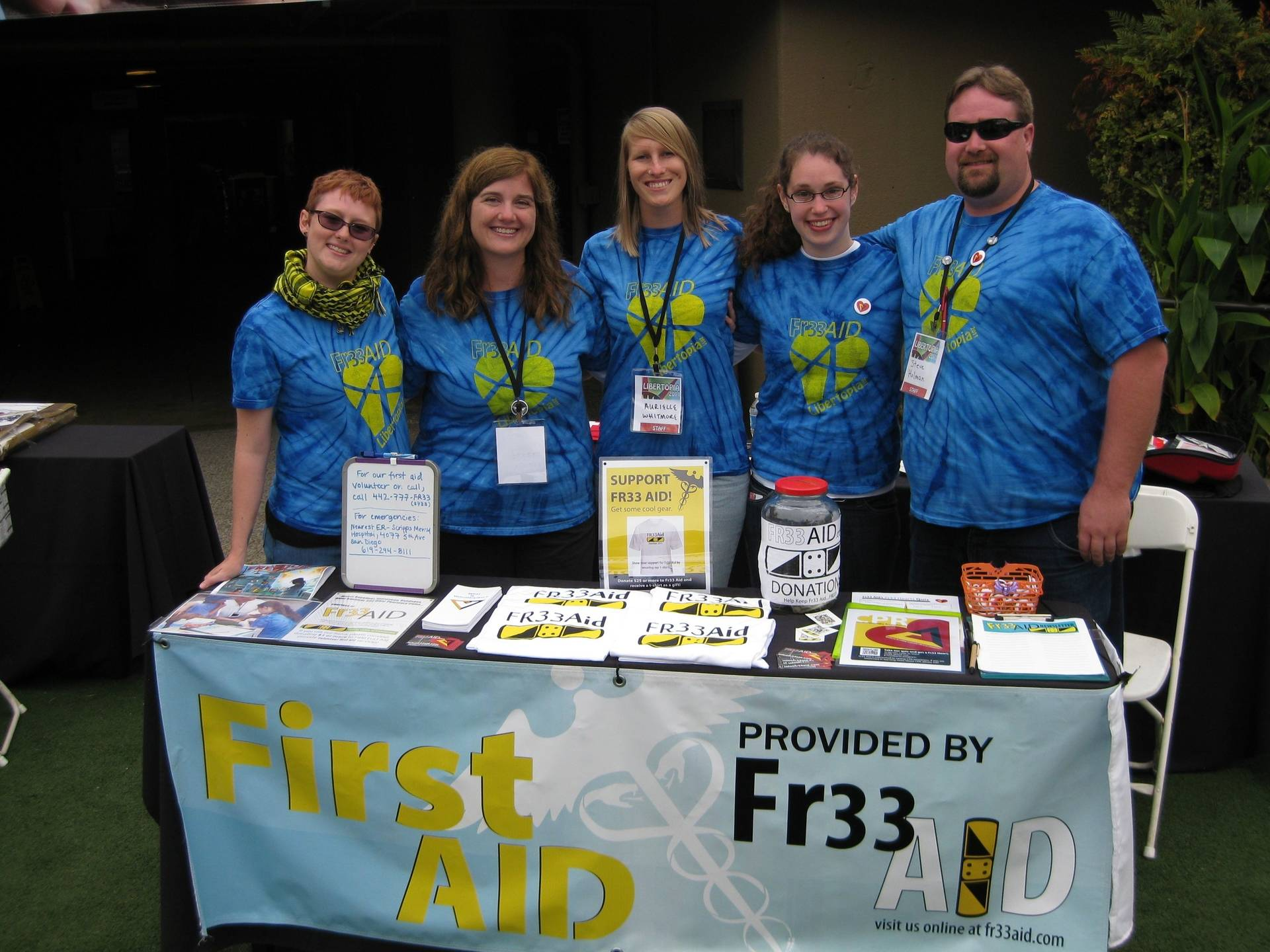 Fr33 Aid