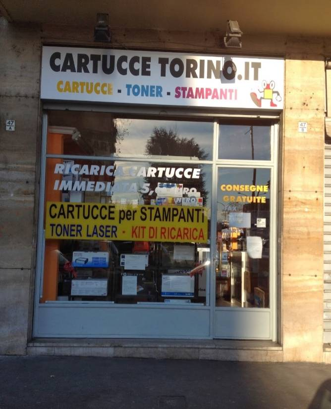 Cartucce Torino