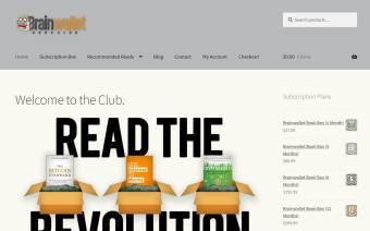 Brainwallet Book Club