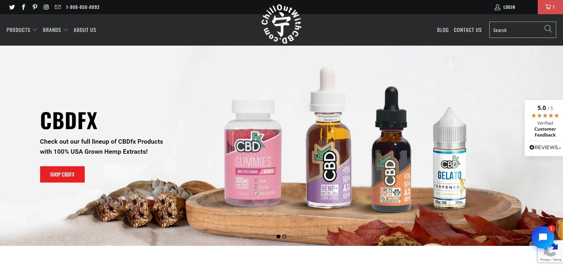 Chill Out With CBD