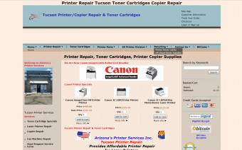 Arizona's Printer Services