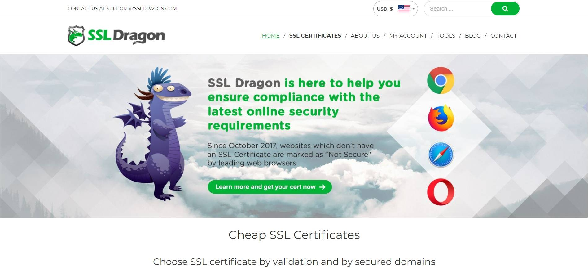 SSL Dragon