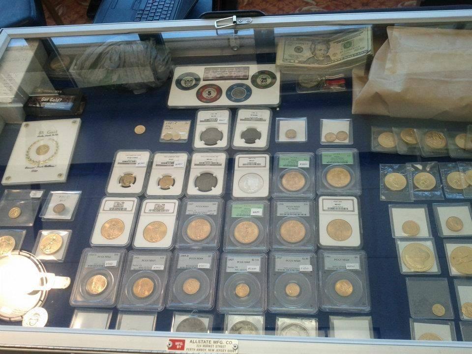 Oxbridge Coins