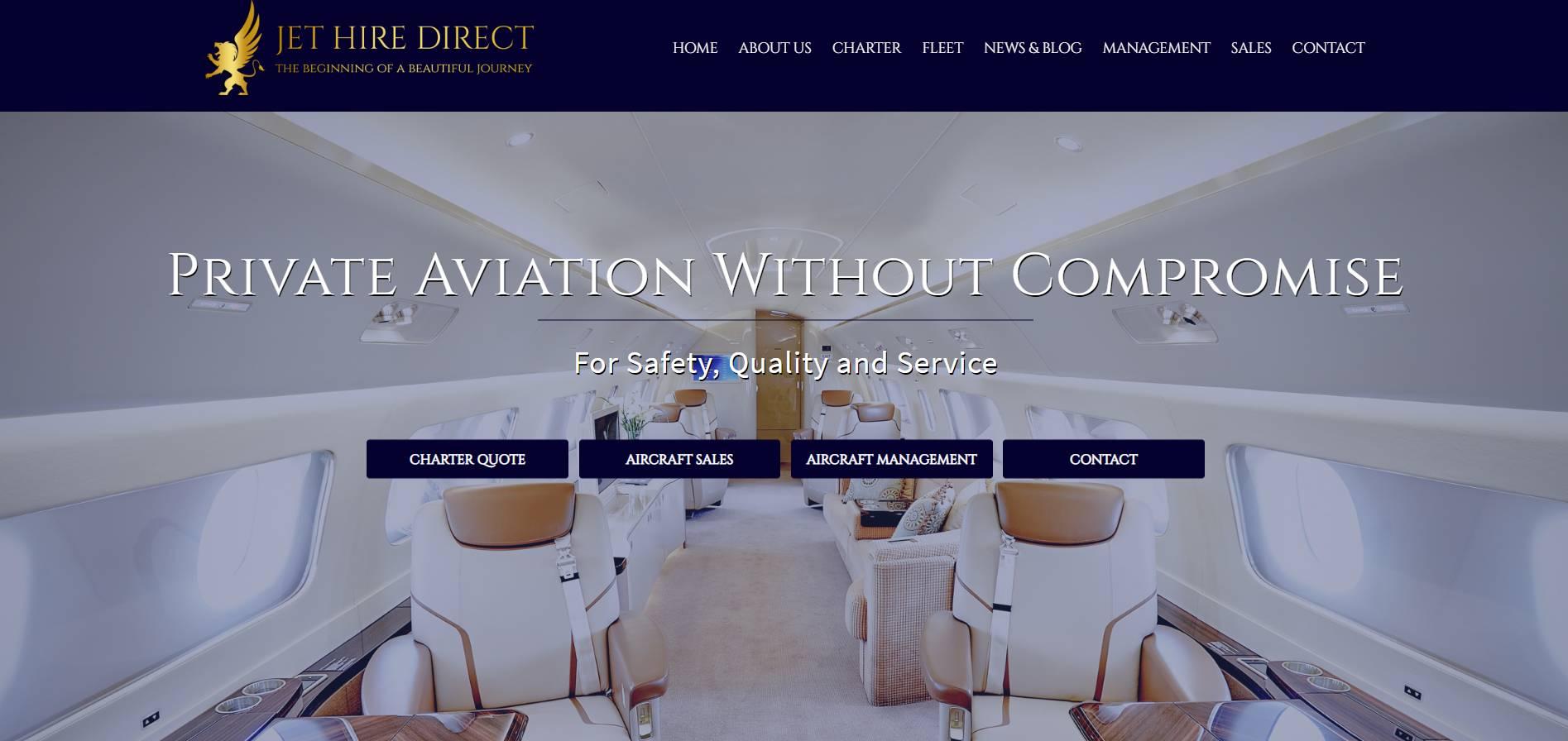 Jet Hire Direct