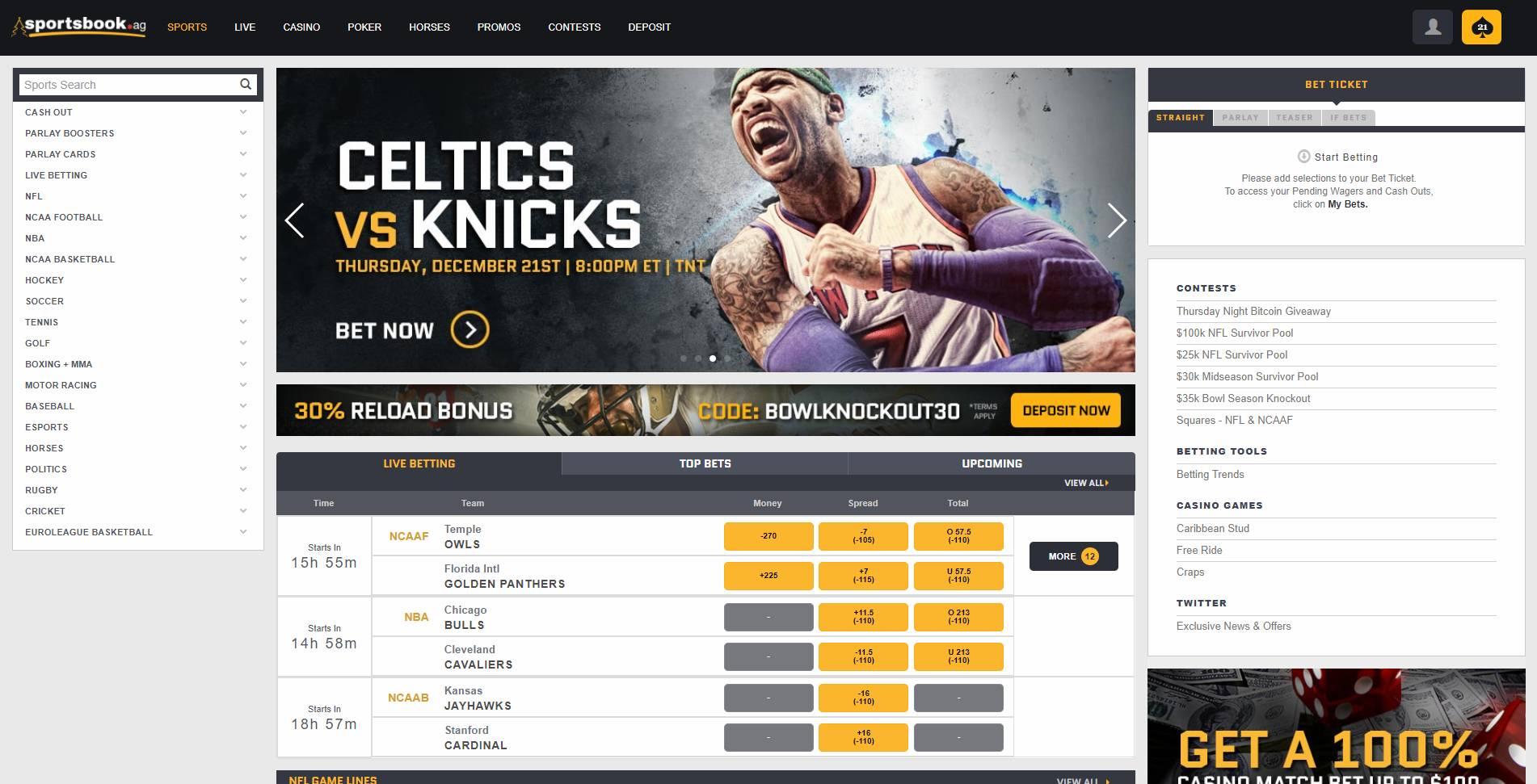 Sportsbook.ag