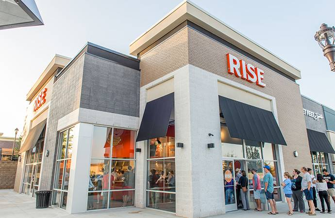 Rise Biscuits Donuts Carrboro