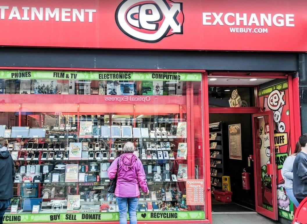 CeX Inverness
