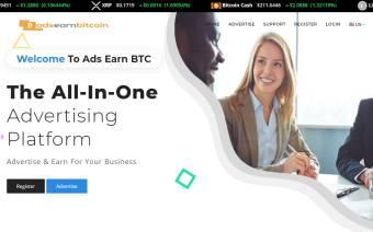 Ads Earn Bitcoin