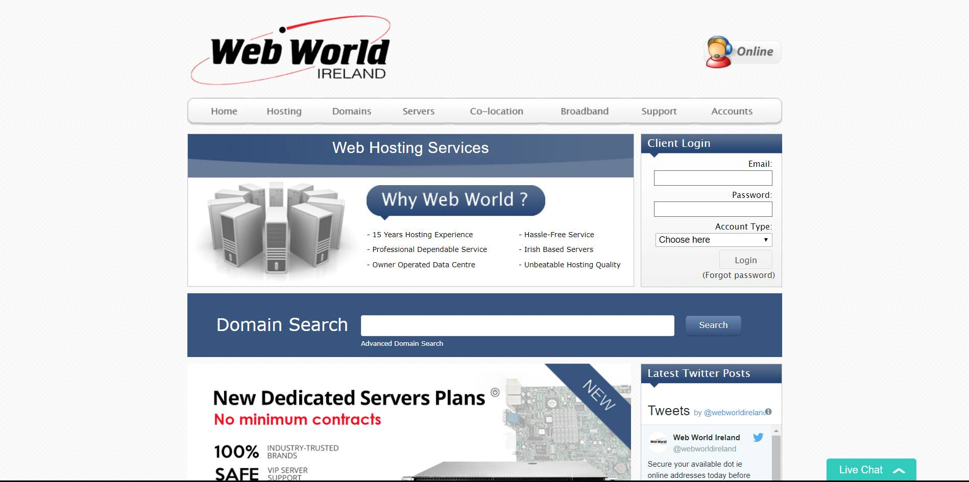 Web World