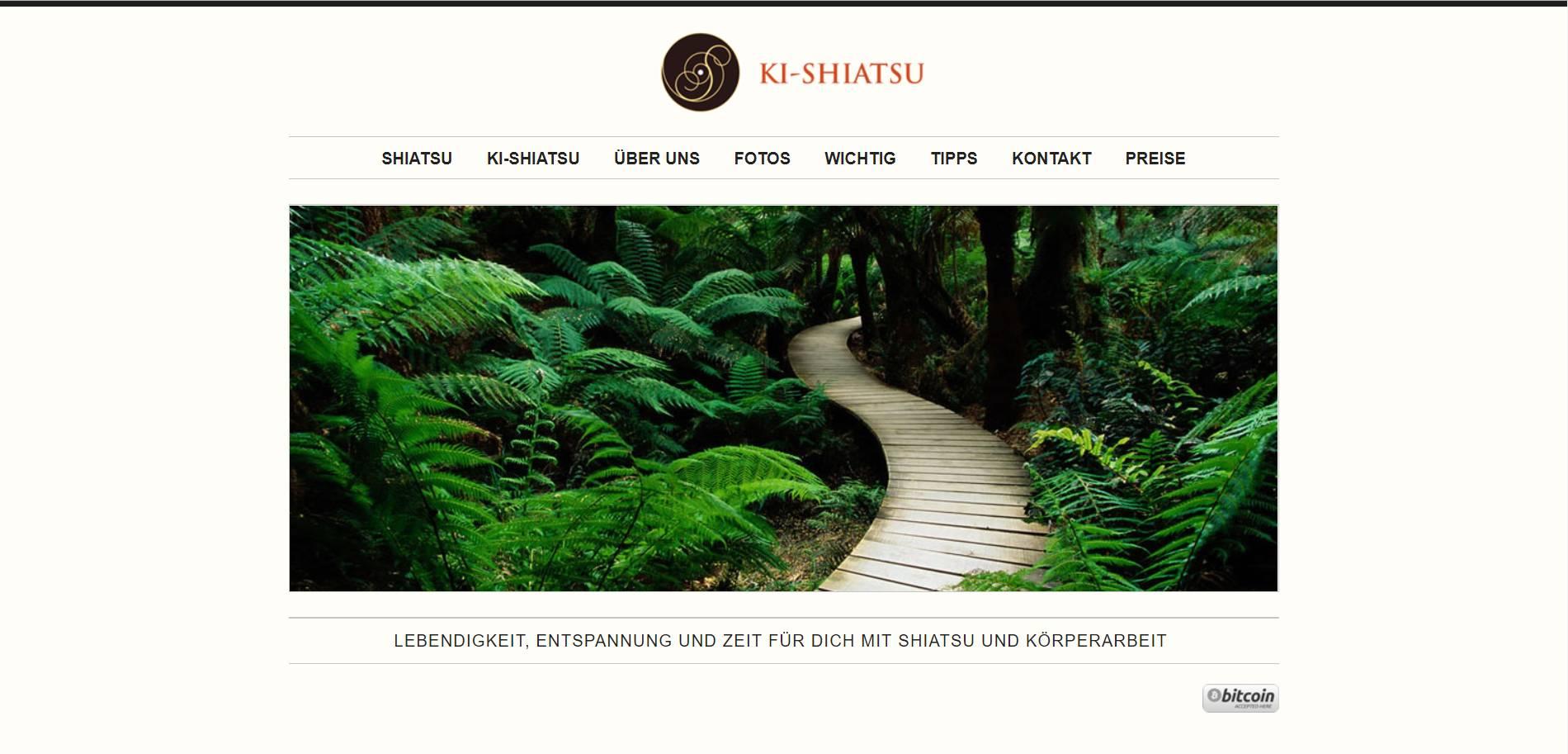 Ki-Shiatsu
