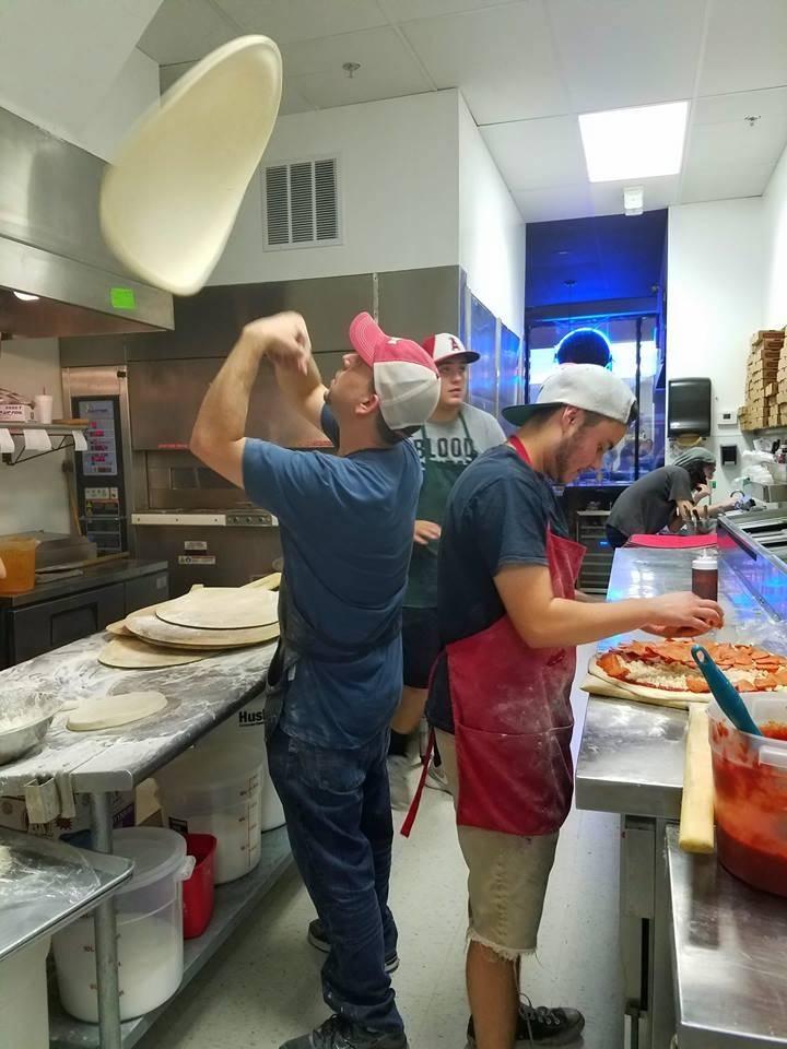 Classic Crust Pizza