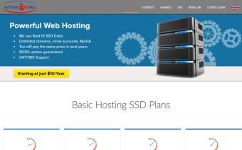 Webhosting1st