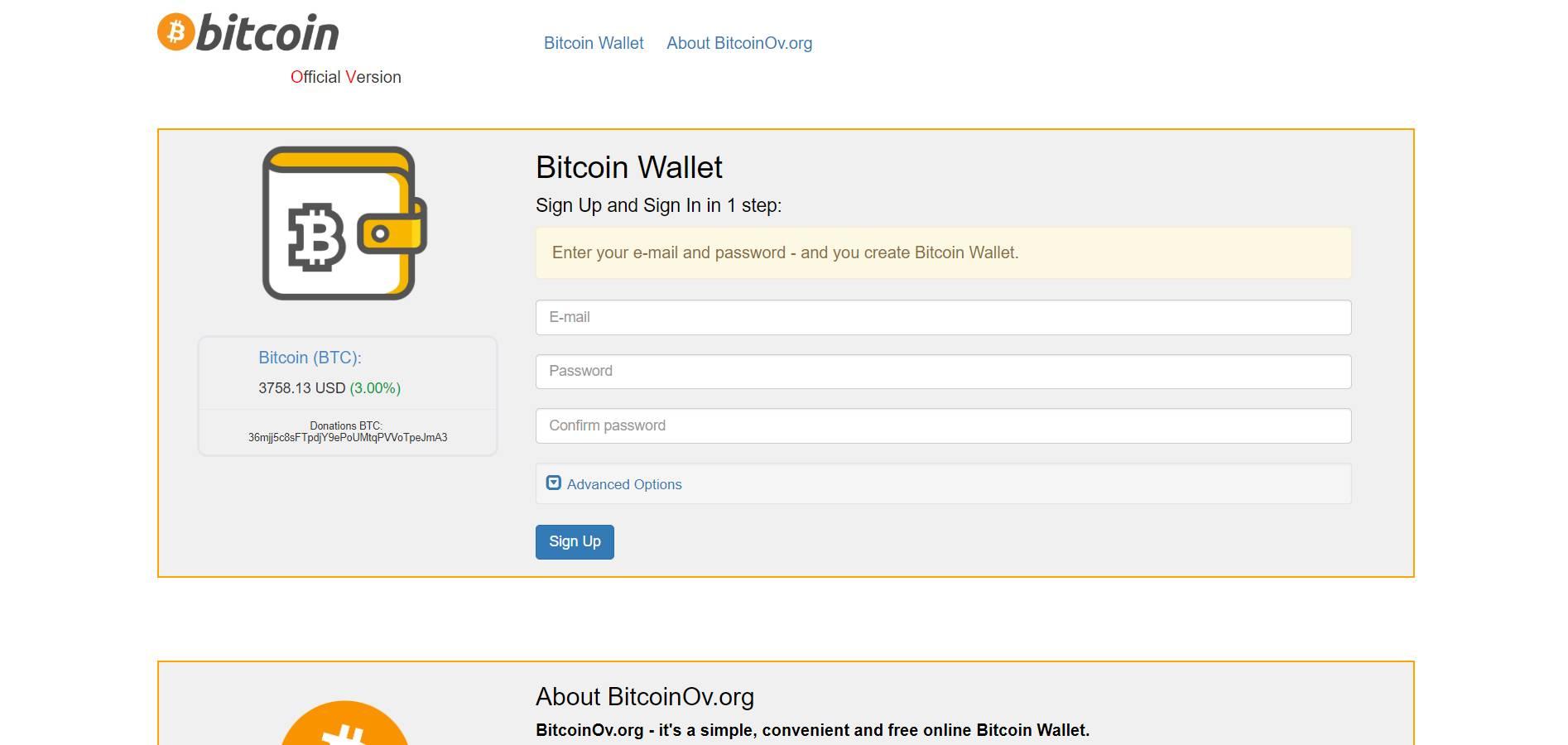 BitcoinOv.org