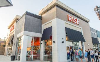 Rise Biscuits Donuts Greensboro