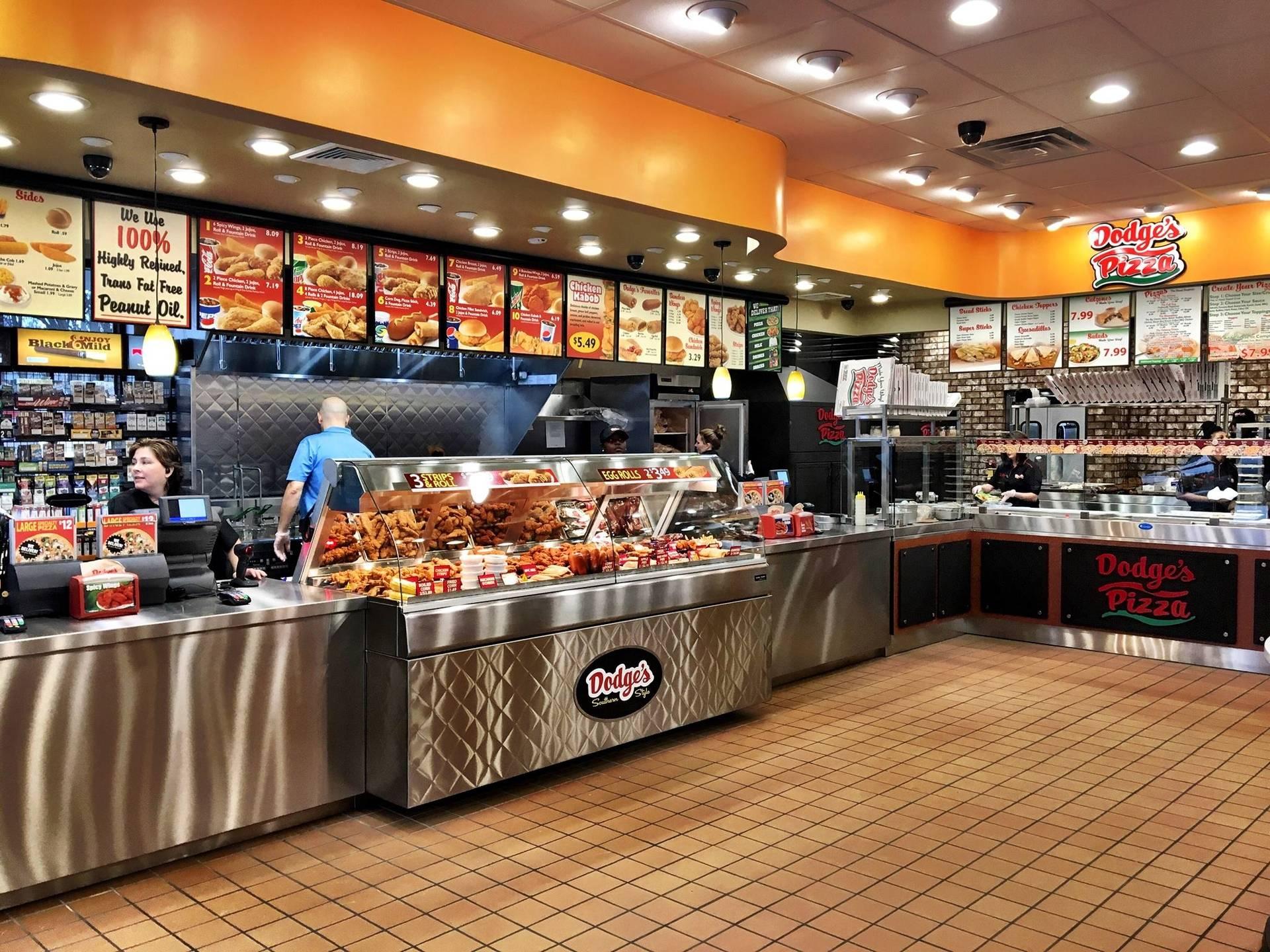 Dodge's Pizza Gulfport